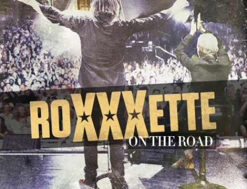 "New exclusive photo book from the band's last tour: ""RoXXXette on the road"""