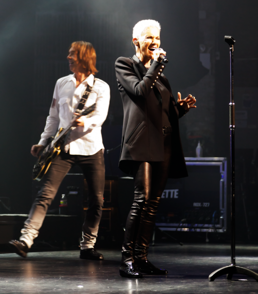 Roxette rocking The Beacon in NYC.