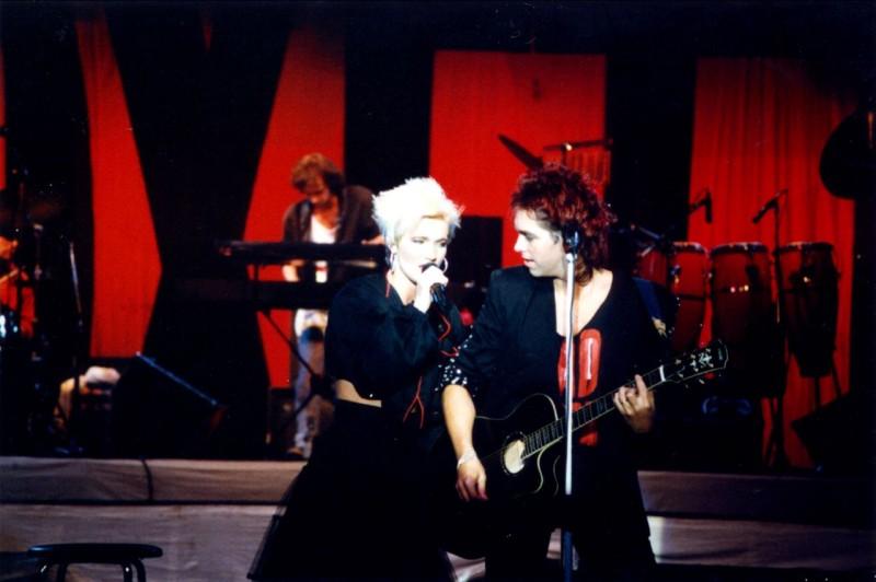 Rock Runt Riket, Gävle, August 1987.