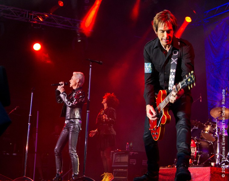 Roxette in Gothenburg July 24, 2011